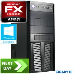 Gladiator,AMD,FX-8320,Eight-Core,Next,Day,Desktop,PC,