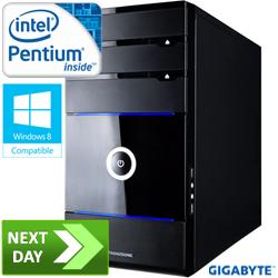 Gladiator,Intel,G630,Sandy,Bridge,Dual-Core,Next,Day,Desktop,PC,