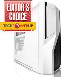 NZXT,Phantom,410,White,Midi,Tower,Window,Gaming,Case,