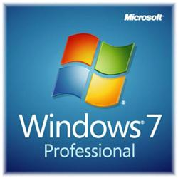 Microsoft,Windows,7,Professional,SP1,32-Bit/64-Bit,Medialess,-,OEM,[FQC-08250],