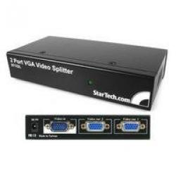 StarTech,2,Port,VGA,Video,Splitter,-,250,MHz,