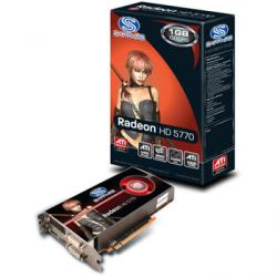 Sapphire,ATI,Radeon,HD,5770,1024MB,GDDR5,PCI-Express,Graphics,Card,