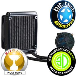 Cooler,Master,Seidon,120M,Watercooling,Performance,Closed-Loop,CPU,Cooler,-,OEM,