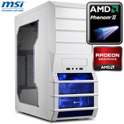 Gladiator,ShockWaVe,AMD,Phenom,II,960T,@,3.00GHz,DDR3,Gaming,PC,
