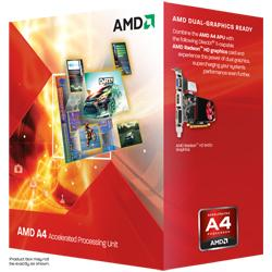 AMD,(Llano),A4-3300,2.50GHz,Accelerated,Processor,Unit,(Socket,FM1),-,Retail,