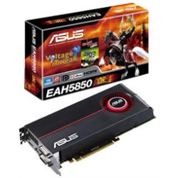 Asus,ATI,Radeon,EAH5850,1024MB,GDDR5,PCI-Express,Graphics,Card,
