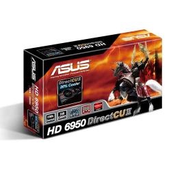 Asus,ATI,Radeon,HD,6950,DirectCU,II,2048MB,GDDR5,PCI-Express,Graphics,Card,