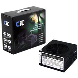 550W,CiT,Black,Edition,Series,Power,Supply,
