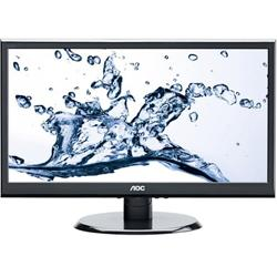 "22"",AOC,e2250Swdak,LED,DVI,Monitor,"