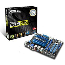 ASUS,E35M1-M,Pro,(AMD,Hudson,M1),Micro-ATX,DDR3,Motherboard,