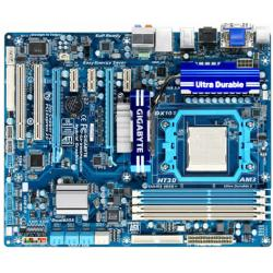 Gigabyte,GA-890GPA-UD3H,AMD,890GX,(Socket,AM3),PCI-Express,DDR3,Motherboard,