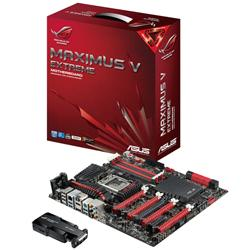 ASUS,MAXIMUS,V,EXTREME,Intel,Z77,Socket,1155,DDR3,PCI-Express,Motherboard,
