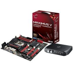 ASUS,MAXIMUS,V,FORMULA/THUNDERFX,Intel,Z77,Socket,1155,DDR3,PCI-Express,Motherboard,