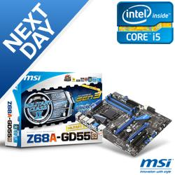 Gladiator,Z68,Core,i5,2500K,4.60GHz,8GB,Overclocked,Next,Day,Bundle,