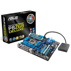 ASUS,P8Z68,Deluxe,Intel,Z68,(REV,B3),Socket,1155,DDR3,PCI-Express,Motherboard,