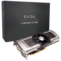 EVGA,Signature,GeForce,GTX,690,4096MB,GDDR5,PCI-Express,Graphics,Card,