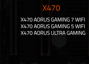 Buy qualifying Gigabyte X470 Motherboards at Aria