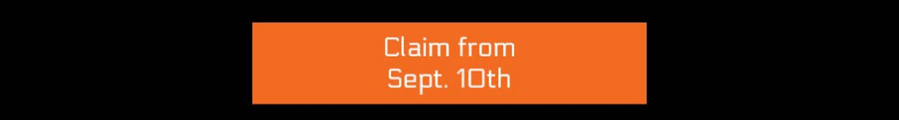 Claim from Sep 10th