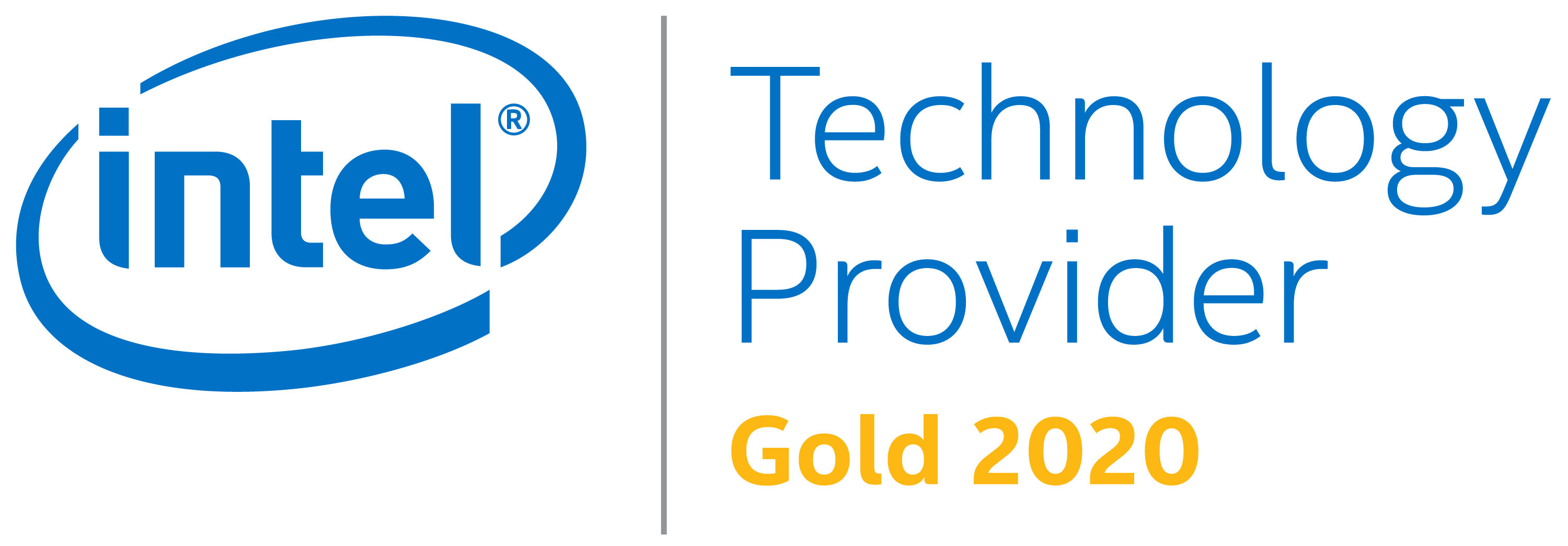 Aria are an Intel Gold Technology Provider