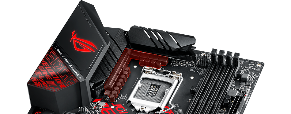 Z390 ROG STRIX Performance