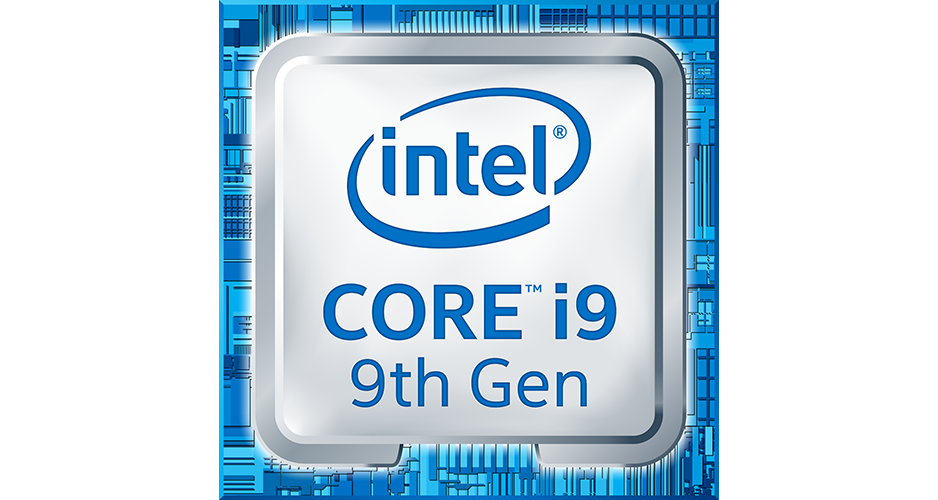 9th Gen i9 Performance