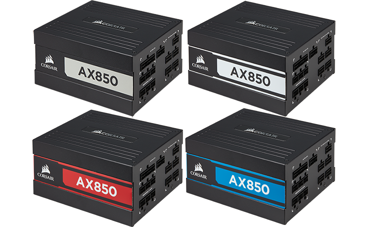 AX 850 interchangable magnetic strip
