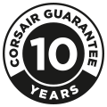 Corsair 10 year warranty