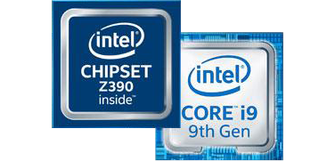 Intel 9th Gen i9 CPU