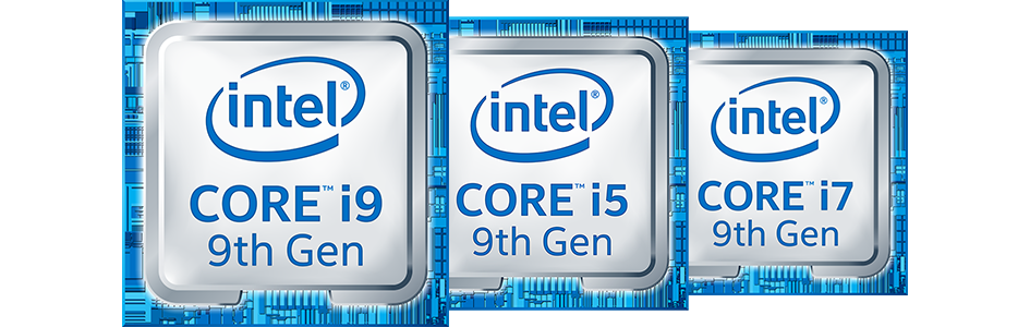 9TH GEN PROCESSOR FAMILY