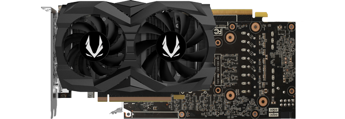 Zotac GeForce GTX 1660 Ti Graphics Card