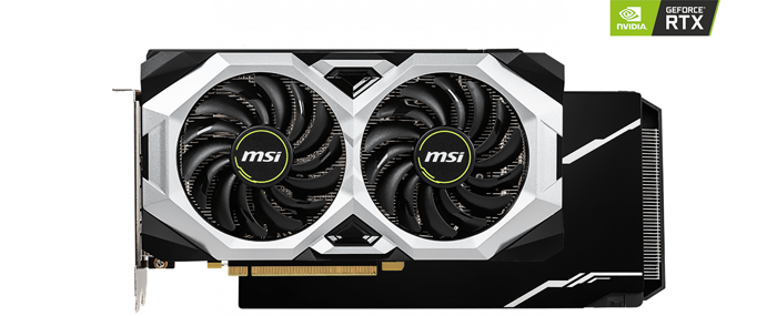 MSI NVIDIA GeForce RTX 2060 GAMING Z 6G