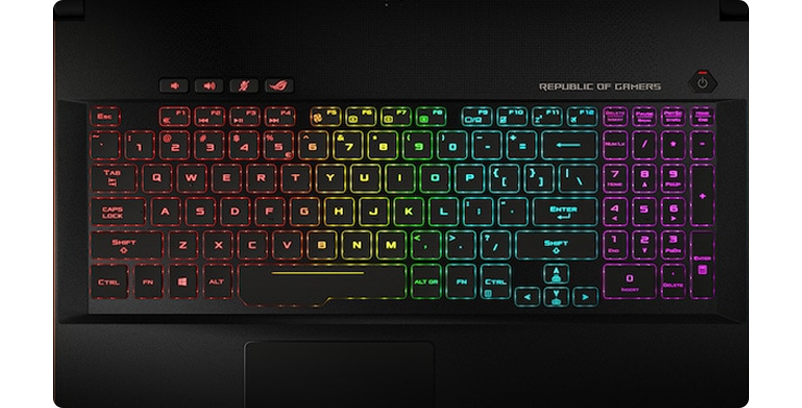 gaming keyboard design