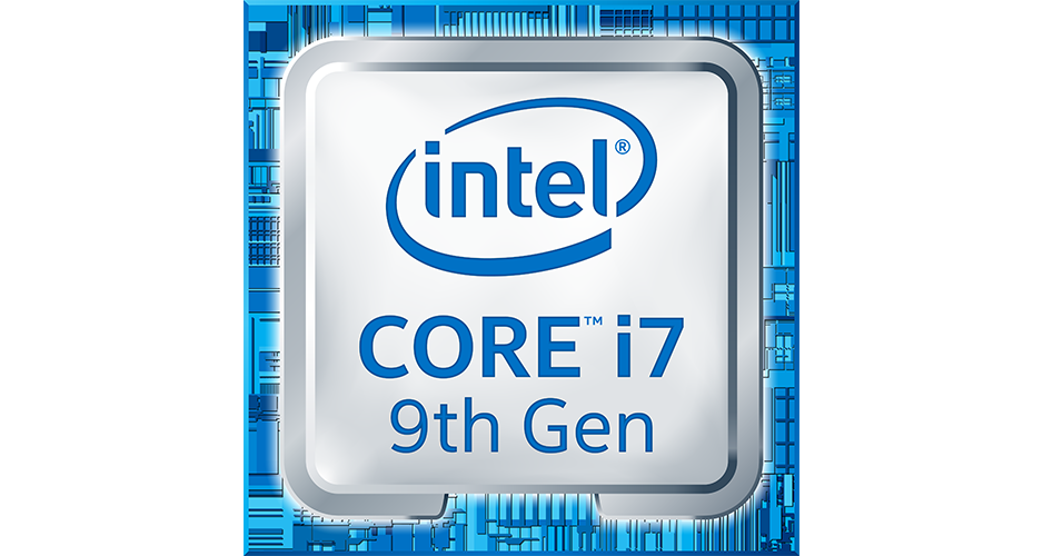 9th Gen i7 Performance