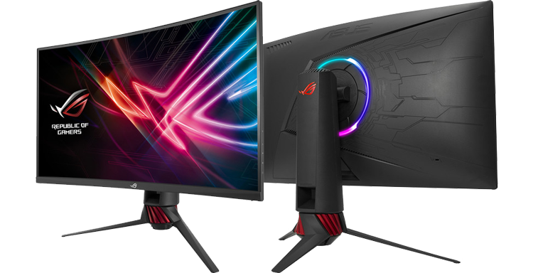 ROG Strix 32-inch XG32VQR Gaming monitor