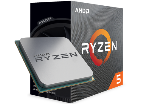 Amd Ryzen 5 3600 3 6ghz 6x Core Processor With Wraith Stealth Cooler Aria Pc