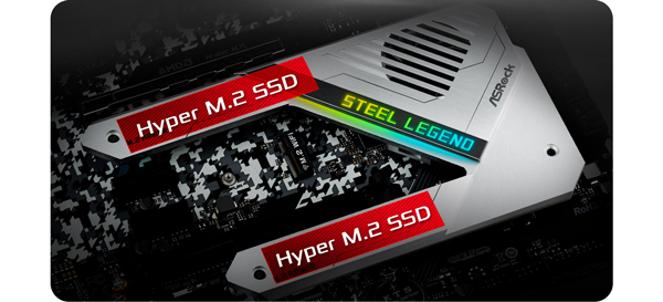 ASRock Steel Legend motherboard