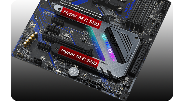 ASRock Extreme4 motherboard