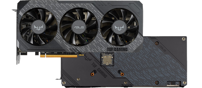 ASUS TUF Gaming X3 Radeon™ RX 5700 OC Edition 7Nm Graphics Card