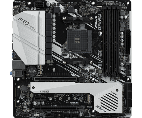 ASRock Phantom gaming 4 motherboard