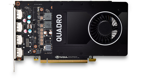 QUADRO Graphics Card
