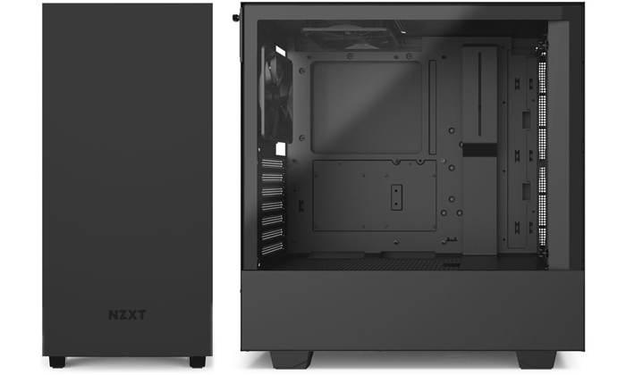 NZXT H510 Black TEMPERED GLASS CASE