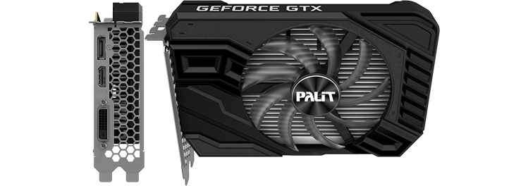 Palit 1650 Super Graphics Card
