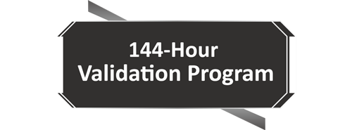 144 Hour Validation Period