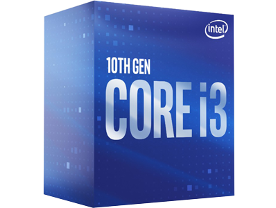 10th Gen Intel Core i3 10100 CPU