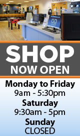 Visit our Retail Outlet
