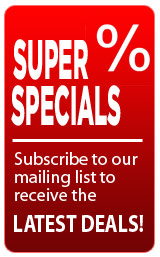 Subscribe to our Super Special mailing list