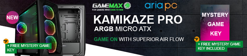 Buy GameMax Kamikaze, Get Mystery Game